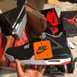 Other - 2019 Air Jordan Retro Bred 4s